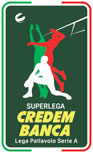 Superlega Credem Banca