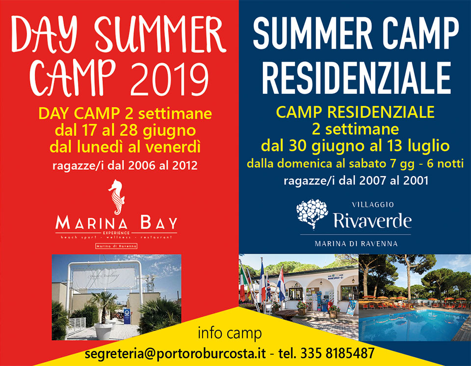 Day Summer Camp 2019